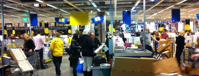 IKEA is one of Lieux qui ont plu à Mr. Huseby 💕🍀 #TJ.