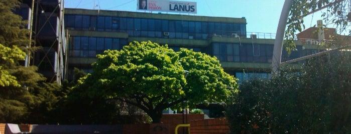 Municipalidad de Lanús is one of Lugares que conozco.