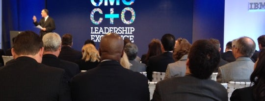 IBM CMO + CIO Leadership Exchange is one of Lugares favoritos de Ashmi Elizabeth.