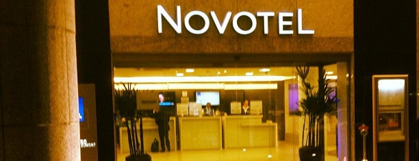 Novotel Santos Dumont is one of Rodrigo : понравившиеся места.