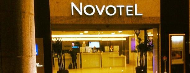 Novotel Santos Dumont is one of Lugares favoritos de Rodrigo.