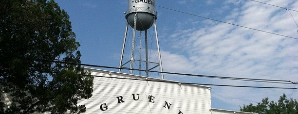 Gruene Historic District is one of Texas.
