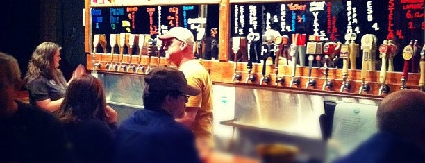 Pisgah Brewing Company is one of NC Craft Breweries.