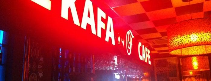 L'KAFA CAFE is one of Orte, die Валентина gefallen.