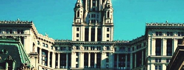 Manhattan Municipal Building is one of Architecture - Great architectural experiences NYC.