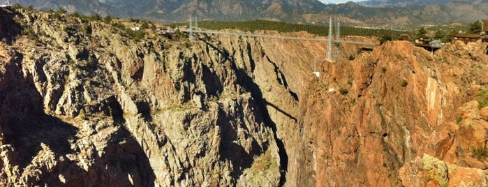 Royal Gorge Bridge and Park is one of Crazy Places.