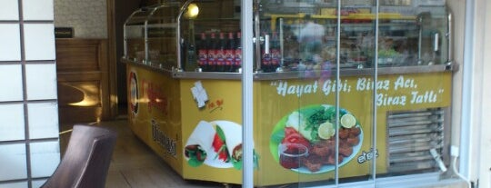 Çiğköfte Dünyası is one of Orte, die Celâl gefallen.