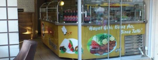 Çiğköfte Dünyası is one of Locais curtidos por Celâl.