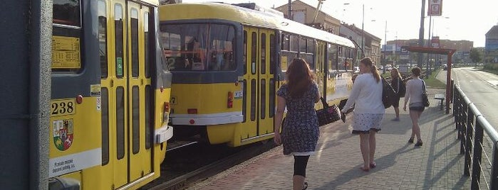 CAN Skvrňanská (tram) is one of Antonínさんのお気に入りスポット.