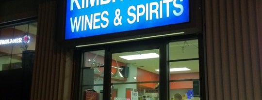 Kimbrough Wines & Spirits is one of Gespeicherte Orte von Shannon.