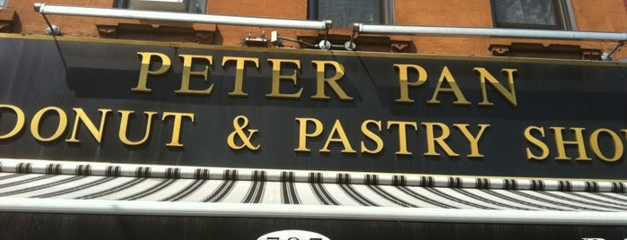 Peter Pan Donut & Pastry Shop is one of NYC must!!.