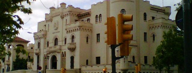 Cuartel del Bruch is one of lugares donde me siento bien LA BARCELONA OCULTA.