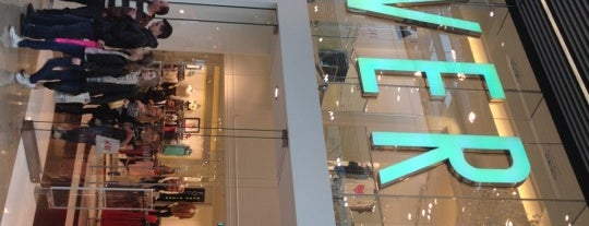Forever 21 is one of London.