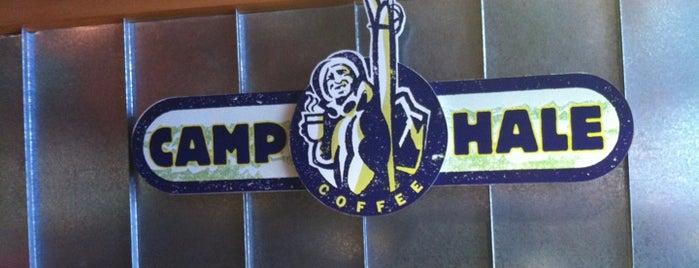 Camp Hale Coffee is one of Posti che sono piaciuti a Luiz.