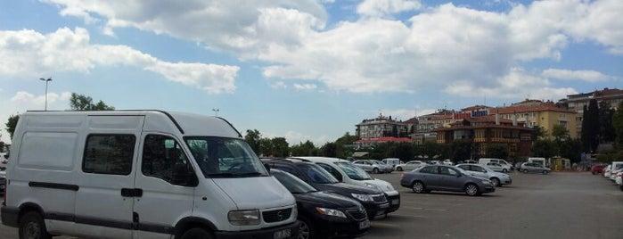 İspark Sahil Otoparkı is one of Yönetimimdekiler.