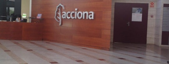 Acciona is one of GST II.