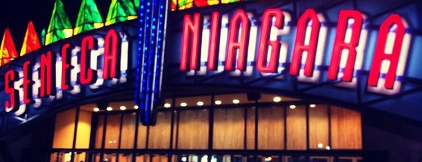 Seneca Niagara Casino is one of Jamey'in Beğendiği Mekanlar.