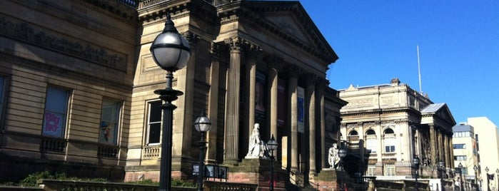 Walker Art Gallery is one of Liverpool.