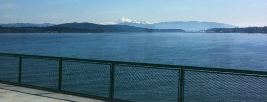 Anacortes Ferry Terminal is one of Relax, it's Orcas.