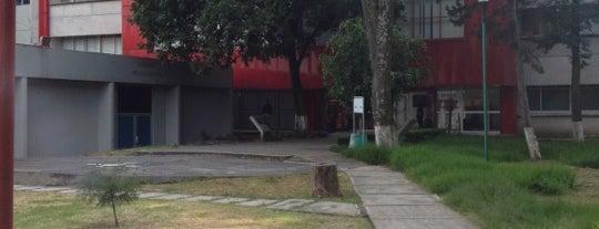 """Edificio S """"Posgrado"""" is one of Locais curtidos por Luigi."""