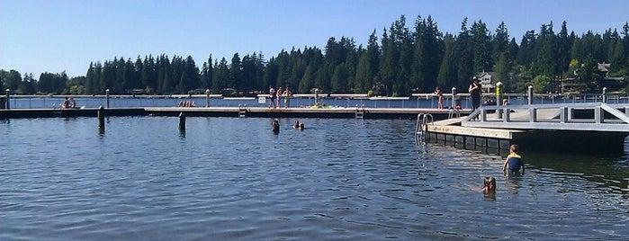 Pine Lake Park is one of Posti che sono piaciuti a Consta.