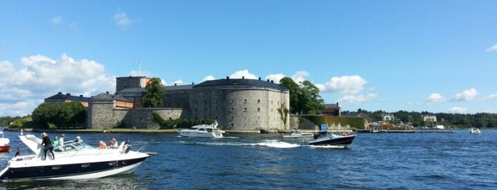 Vaxholm is one of Stockholm City Guide.