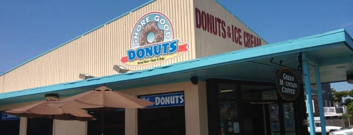 Shore Good Donuts is one of Travel // LBI.