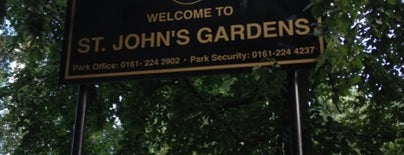 St John's Gardens is one of UK.