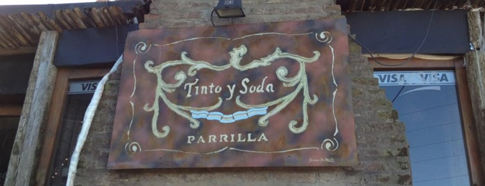 Tinto y Soda is one of RESTO & BAR.