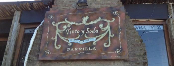Tinto y Soda is one of Lugares favoritos de Diego Alfonso.