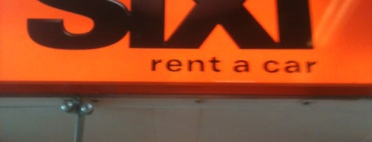 Sixt rent a car is one of Posti che sono piaciuti a Sinan.