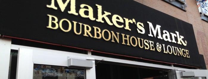 Maker's Mark Bourbon House & Lounge is one of KC Restaurants.
