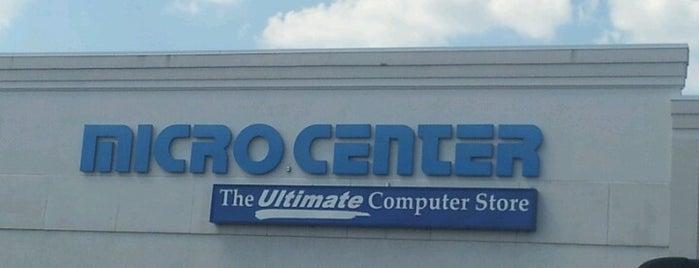 Micro Center is one of Joyce : понравившиеся места.