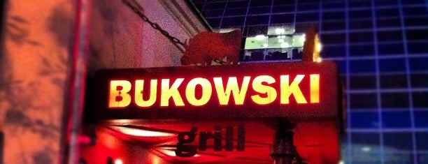 Bukowski Grill is one of Interesting places.