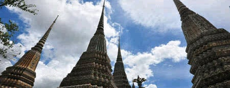 Wat Pho is one of Explore Bangkok.