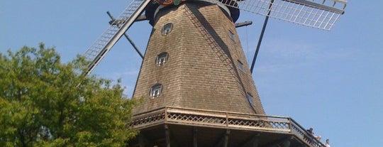 Internationales Wind- und Wassermühlen-Museum is one of Region Hannover.
