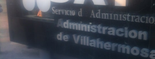 SAT Administración Local Villahermosa is one of สถานที่ที่ Marbellys ถูกใจ.