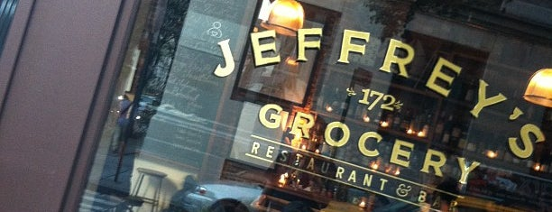 Jeffrey's Grocery is one of NYC Best Bars.