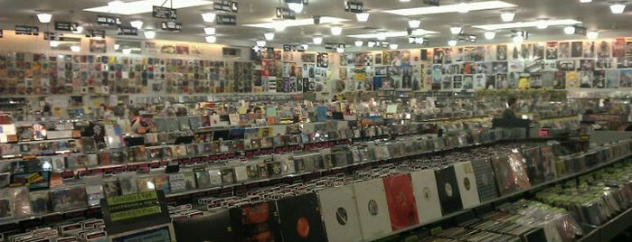 Amoeba San Francisco is one of Golden tips for the Golden State.