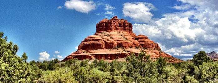 Bell Rock Trail is one of Sedona.