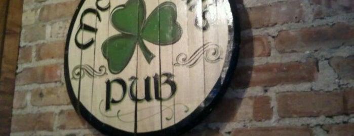 McGonigal's Pub is one of Posti che sono piaciuti a James.