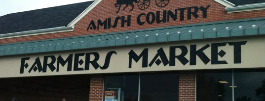 Amish Country Farmers Market is one of Sarahさんの保存済みスポット.