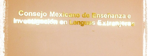 Consejo Mexicano de Lenguas is one of Geraldine 님이 저장한 장소.