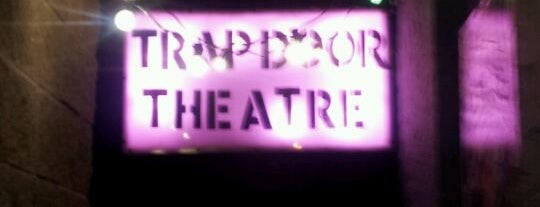 trap door theatre is one of Comedy & Theater in Chicagoland.