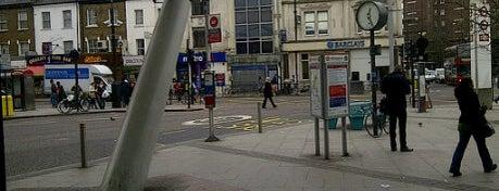 Finsbury Park London Underground Station is one of Underground Stations in London.