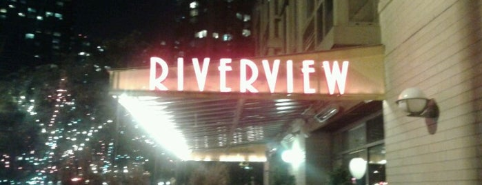 Riverview Restaurant & Lounge is one of Lugares guardados de Lizzie.