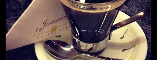 Jamaica Coffee Shop is one of Lugares favoritos de Jose Antonio.