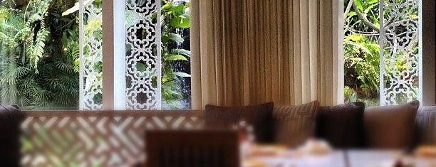 TABLE8 - Hotel Mulia Senayan, Jakarta is one of Must visit.