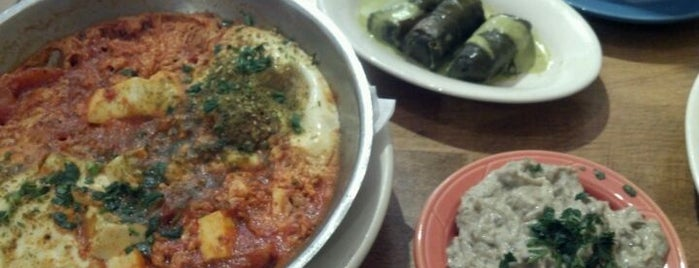 Hummus Place is one of Other-To-Do List.