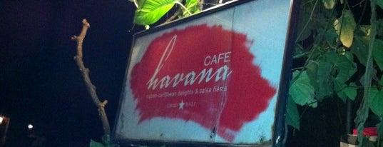 cafe havana is one of Bali.